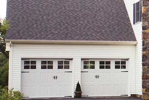 Carriage house garage doors repair blue bell repair for Garage appeal coupon code